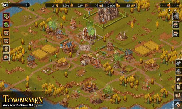 Townsmen - A Kingdom Rebuilt Screenshot 3, Full Version, PC Game, Download Free