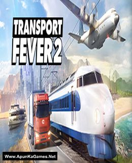 Transport Fever 2 Cover, Poster, Full Version, PC Game, Download Free
