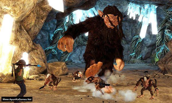 Troll and I Screenshot 1, Full Version, PC Game, Download Free