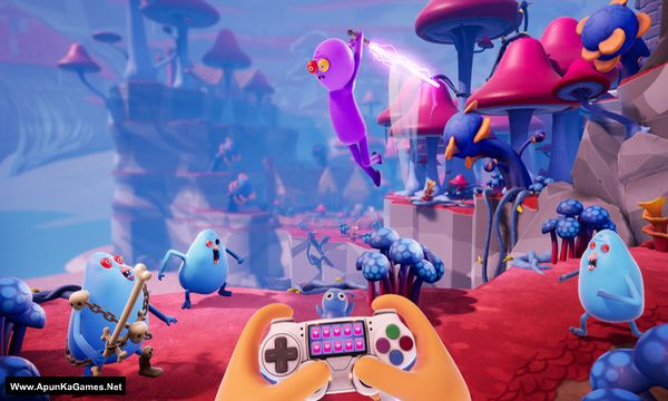 Trover Saves the Universe Screenshot 2, Full Version, PC Game, Download Free
