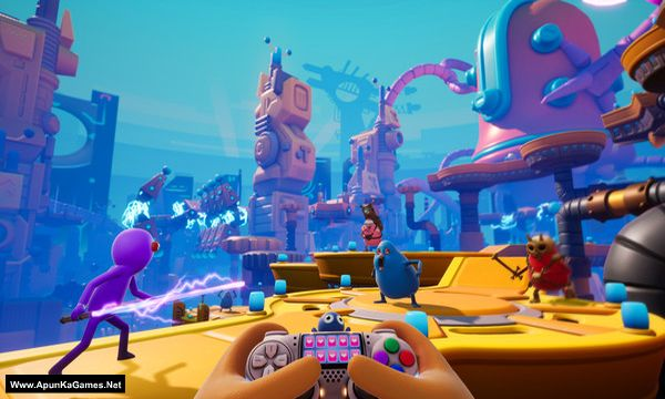 Trover Saves the Universe Screenshot 3, Full Version, PC Game, Download Free