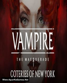 Vampire: The Masquerade - Coteries of New York Cover, Poster, Full Version, PC Game, Download Free