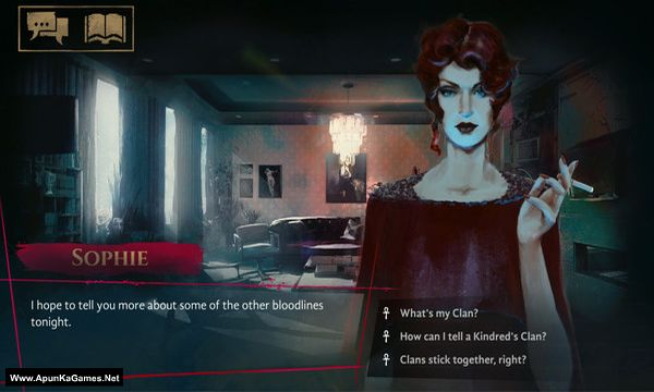 Vampire: The Masquerade - Coteries of New York Screenshot 1, Full Version, PC Game, Download Free