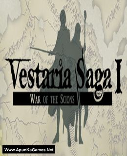 Vestaria Saga I: War of the Scions Cover, Poster, Full Version, PC Game, Download Free