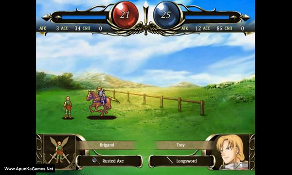 Vestaria Saga I: War of the Scions Screenshot 1, Full Version, PC Game, Download Free