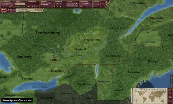 Victoria II Screenshot 1, Full Version, PC Game, Download Free