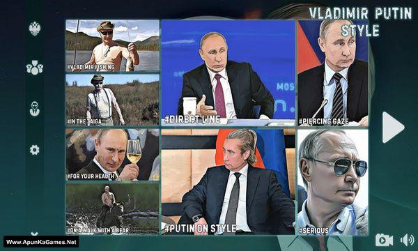 Vladimir Putin Style Screenshot 1, Full Version, PC Game, Download Free