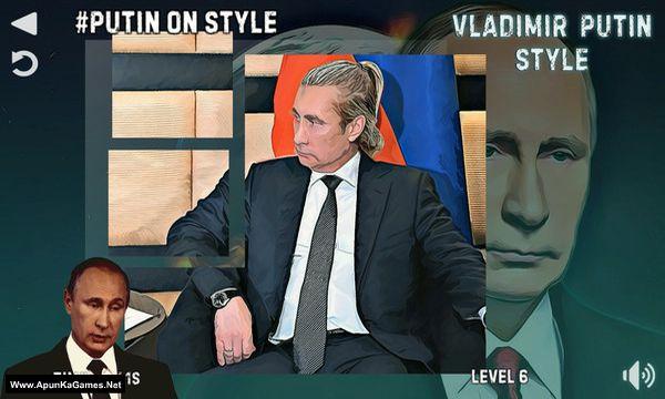 Vladimir Putin Style Screenshot 2, Full Version, PC Game, Download Free