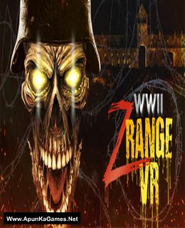 WW2 Zombie Range VR Cover, Poster, Full Version, PC Game, Download Free