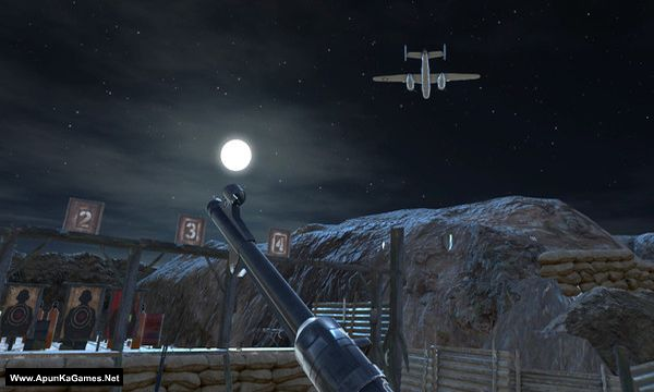 WW2 Zombie Range VR Screenshot 1, Full Version, PC Game, Download Free