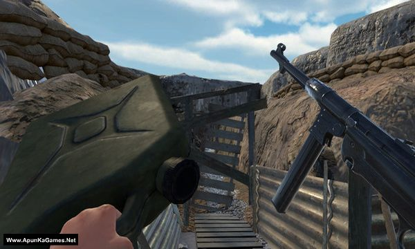 WW2 Zombie Range VR Screenshot 3, Full Version, PC Game, Download Free