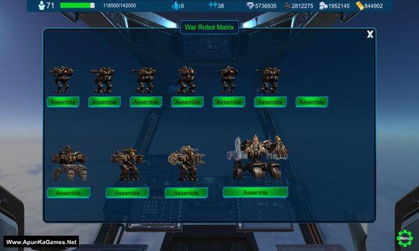 War Robots: Planet Defender Screenshot 1, Full Version, PC Game, Download Free