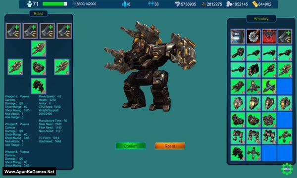 War Robots: Planet Defender Screenshot 3, Full Version, PC Game, Download Free