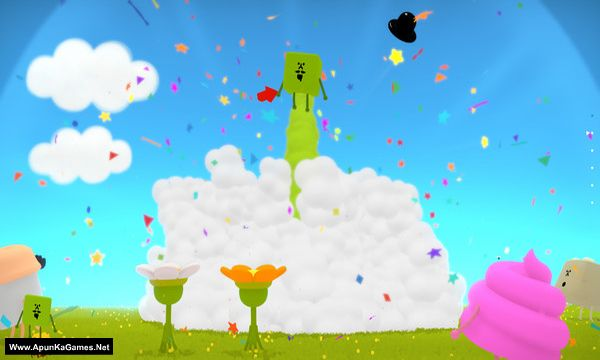 Wattam Screenshot 1, Full Version, PC Game, Download Free