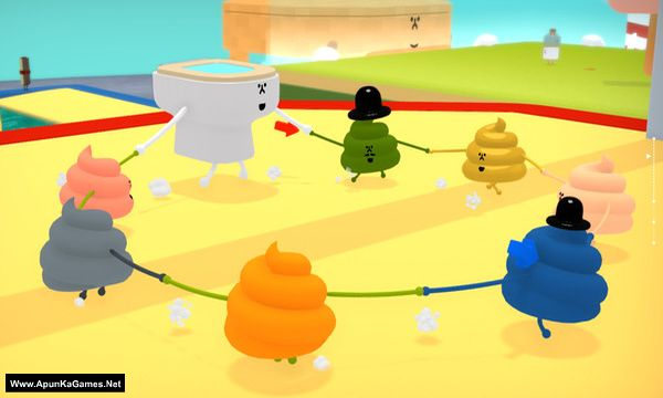 Wattam Screenshot 3, Full Version, PC Game, Download Free