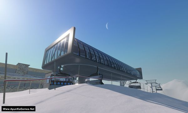 Winter Resort Simulator Screenshot 1, Full Version, PC Game, Download Free