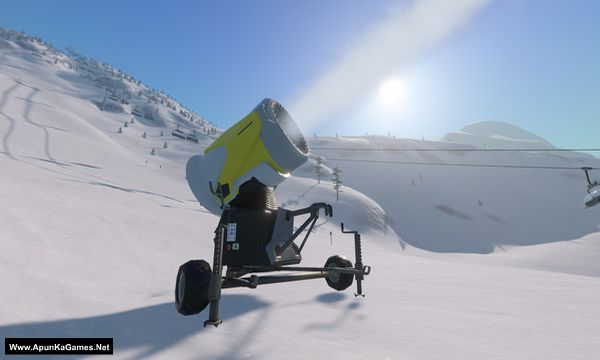 Winter Resort Simulator Screenshot 2, Full Version, PC Game, Download Free
