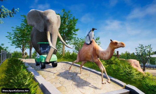 ZooKeeper Simulator Screenshot 1, Full Version, PC Game, Download Free