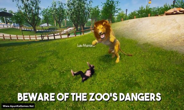 ZooKeeper Simulator Screenshot 2, Full Version, PC Game, Download Free