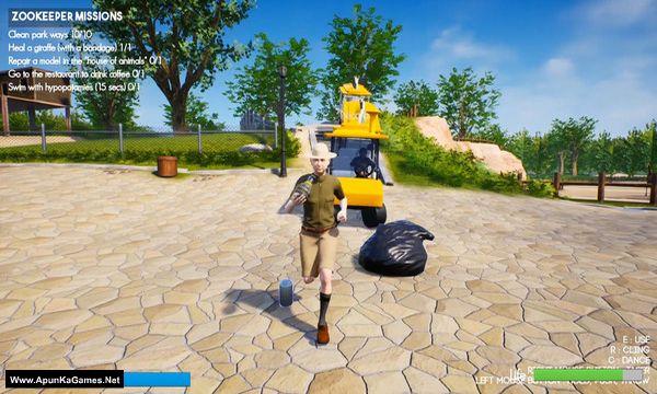 ZooKeeper Simulator Screenshot 3, Full Version, PC Game, Download Free