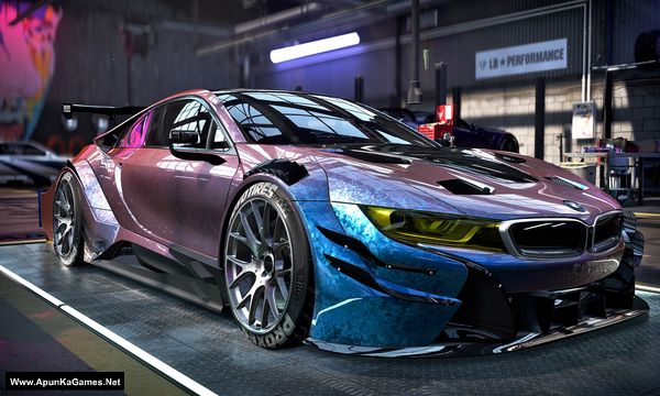 Need for Speed: Heat Screenshot 1, Full Version, PC Game, Download Free