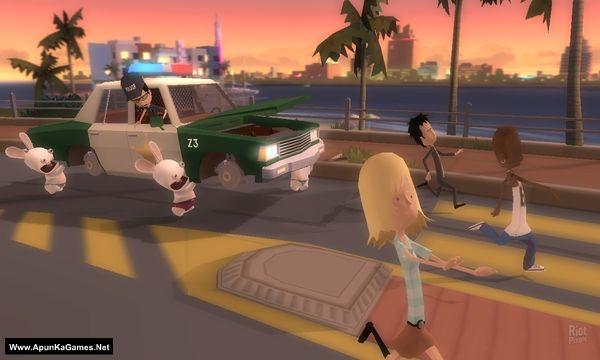 Rabbids Go Home Screenshot 1, Full Version, PC Game, Download Free