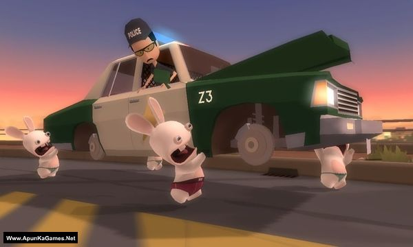 Rabbids Go Home Screenshot 2, Full Version, PC Game, Download Free