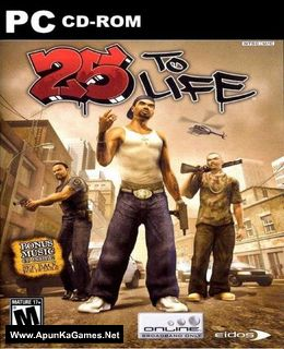 25 to Life Cover, Poster, Full Version, PC Game, Download Free
