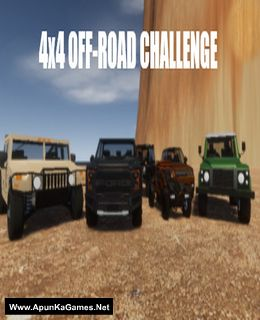 4X4 Off-Road Challenge Cover, Poster, Full Version, PC Game, Download Free