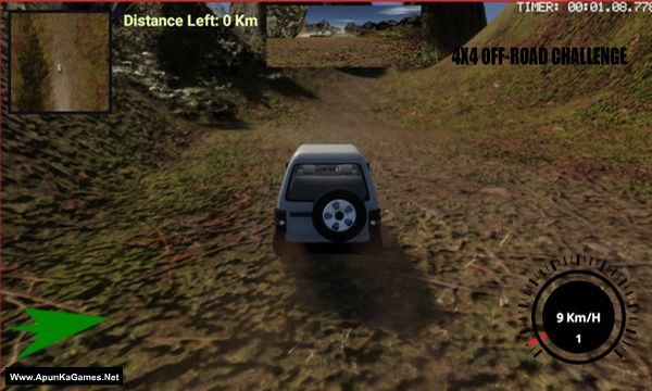 4X4 Off-Road Challenge Screenshot 2, Full Version, PC Game, Download Free
