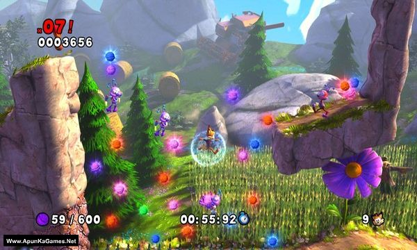 Bubsy: The Woolies Strike Back Screenshot 1, Full Version, PC Game, Download Free