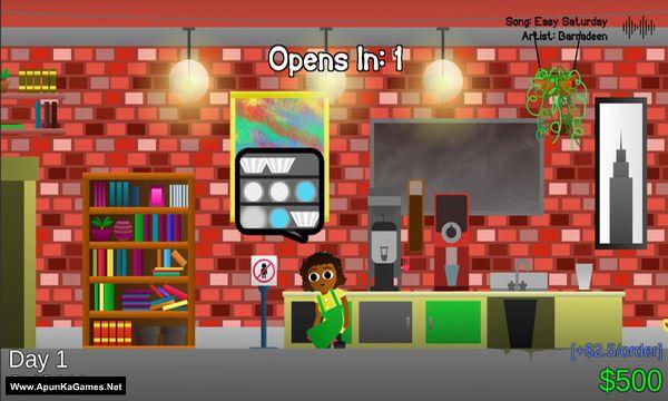 Coffee Break Screenshot 1, Full Version, PC Game, Download Free