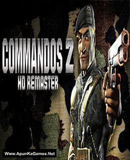 Commandos 2 - HD Remaster Cover, Poster, Full Version, PC Game, Download Free