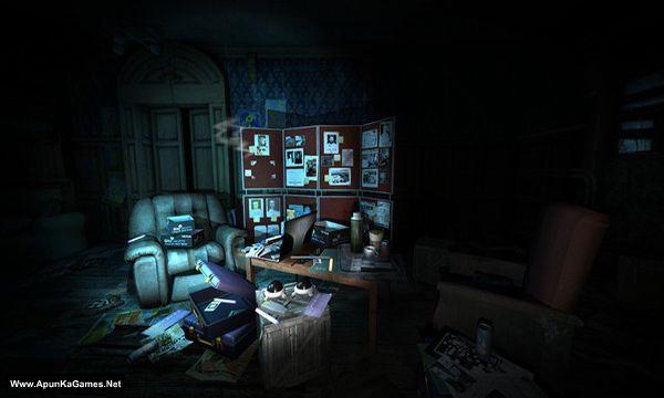 Dark Fall: Ghost Vigil Screenshot 2, Full Version, PC Game, Download Free