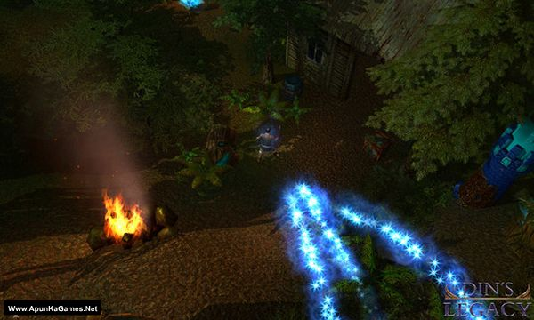 Din's Legacy Screenshot 2, Full Version, PC Game, Download Free