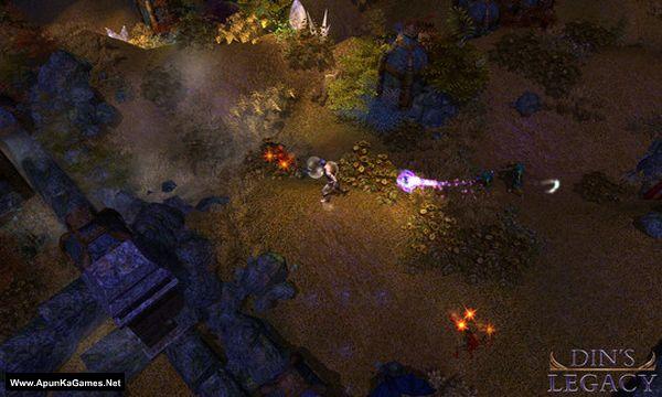 Din's Legacy Screenshot 3, Full Version, PC Game, Download Free
