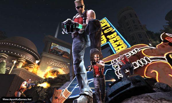 Duke Nukem Forever Screenshot 1, Full Version, PC Game, Download Free