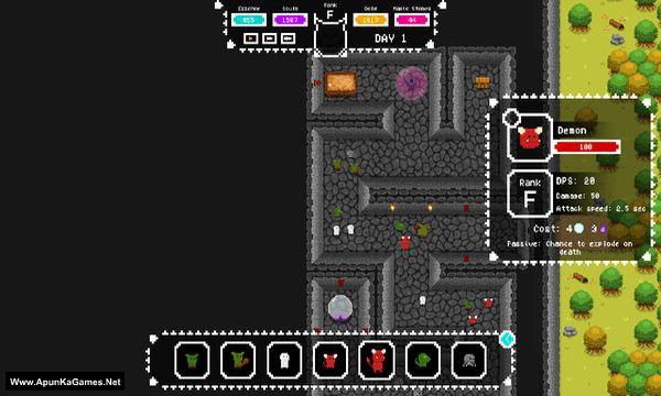 Dungeon Origins Screenshot 1, Full Version, PC Game, Download Free