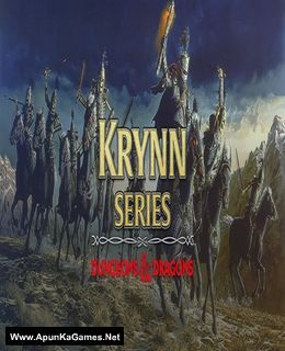 Dungeons and Dragons: Krynn Series Cover, Poster, Full Version, PC Game, Download Free