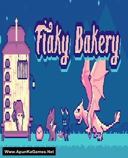 Flaky Bakery Cover, Poster, Full Version, PC Game, Download Free