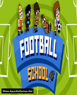 Football School Cover, Poster, Full Version, PC Game, Download Free