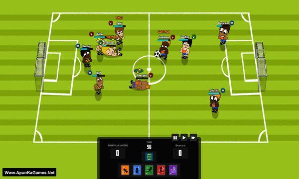 Football School Screenshot 3, Full Version, PC Game, Download Free