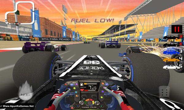 Formula Car Racing Simulator Screenshot 1, Full Version, PC Game, Download Free
