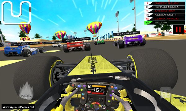 Formula Car Racing Simulator Screenshot 2, Full Version, PC Game, Download Free