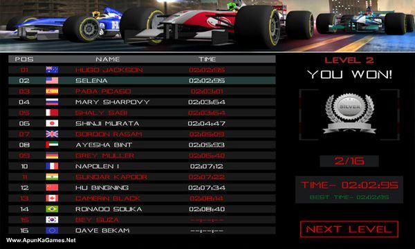 Formula Car Racing Simulator Screenshot 3, Full Version, PC Game, Download Free
