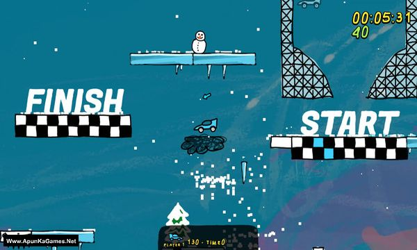 Fromto: Toy Cars in Hell Screenshot 1, Full Version, PC Game, Download Free