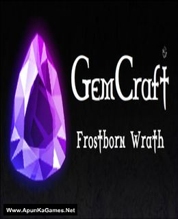 GemCraft - Frostborn Wrath Cover, Poster, Full Version, PC Game, Download Free