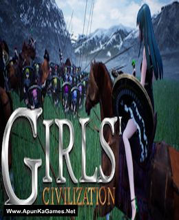 Girls' civilization Cover, Poster, Full Version, PC Game, Download Free