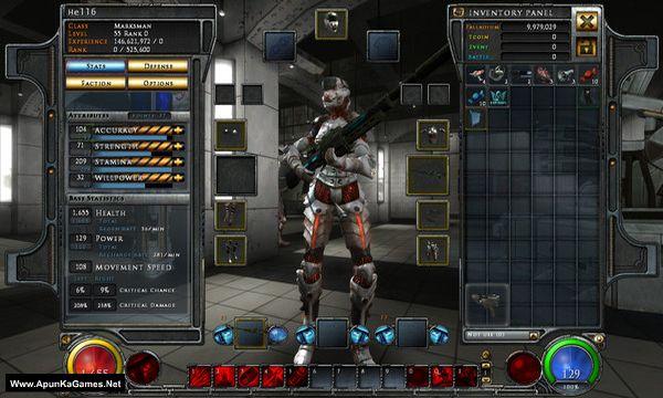 Hellgate: London Screenshot 1, Full Version, PC Game, Download Free