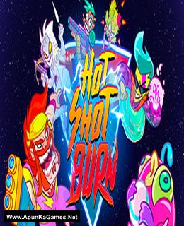 Hot Shot Burn Cover, Poster, Full Version, PC Game, Download Free